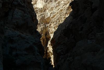 La wadi Diini est merveilleux... Lumières, bruits de nature sauvage, rocher ultra sculté...
