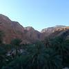 Le wadi Tiwi a un affluent: Le Wadi Diini. Sauvage et secret, il offre un aventure originale et peu commune...