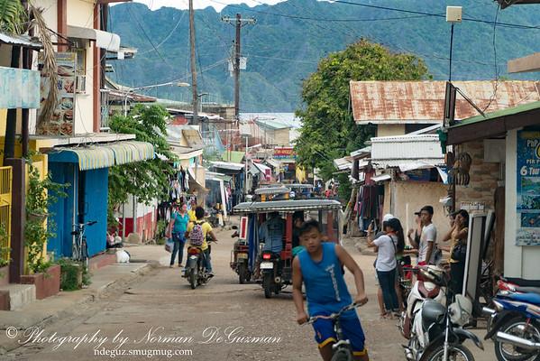 Coron Town, Palawan, Philippines. 6/8/2016