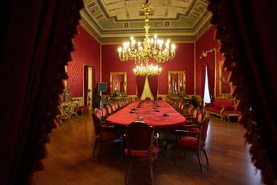 Assemblée régionale, Palerme, Sicile, Italie