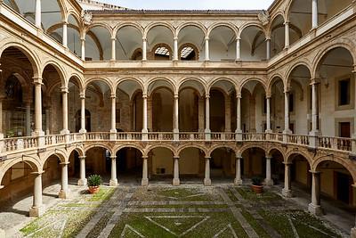 Chapelle Palatine, Palerme, Sicile, Italie