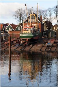 Urk possède la plus grande flotte de pêche des Pays-Bas. La principale activité d'Urk a toujours été la pêche.