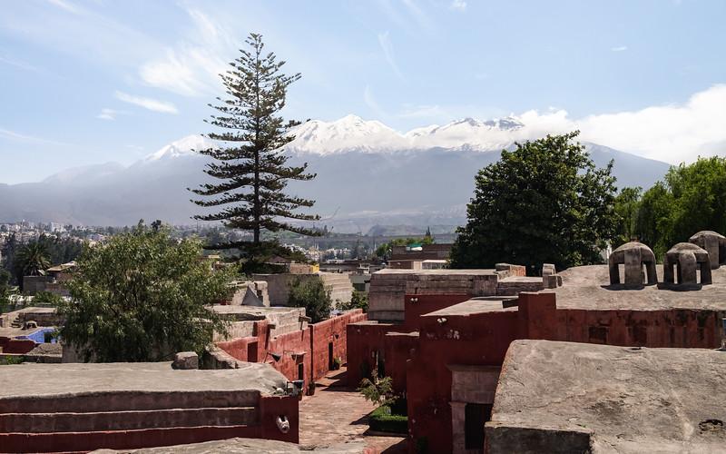 Monastère Santa Catalina, Aréquipa, Pérou