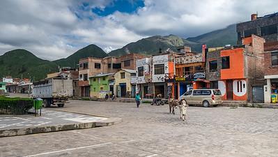 Cabanaconde, Pérou