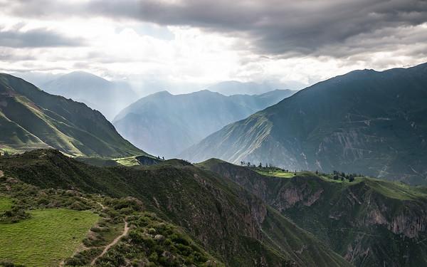 Canyon del Colca, Pérou