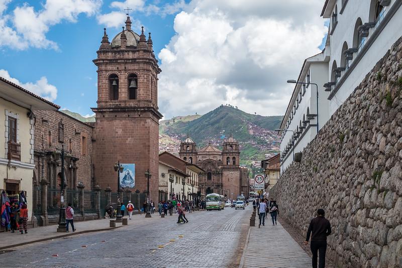 Iglesia Sant Clara y iglesia de San Pedro