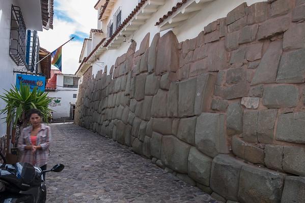 Pasaje Inca Roca