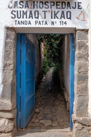 Calle Tandapata