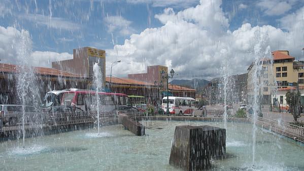 Parque Pumaqchupan