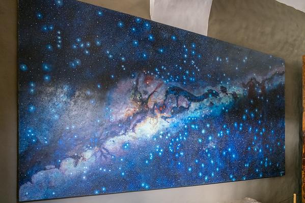 Voie Lactée selon les Incas