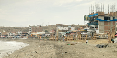 Huanchaco, Pérou