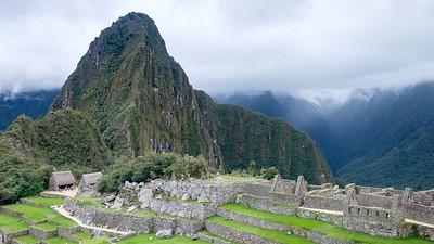 Huayna Picchu, roche sacrée