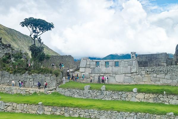 Temple des 3 fenêtres