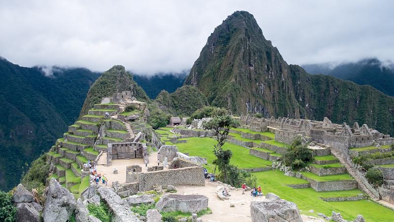 Temple principal, Huayna Picchu, temple des 3 portes
