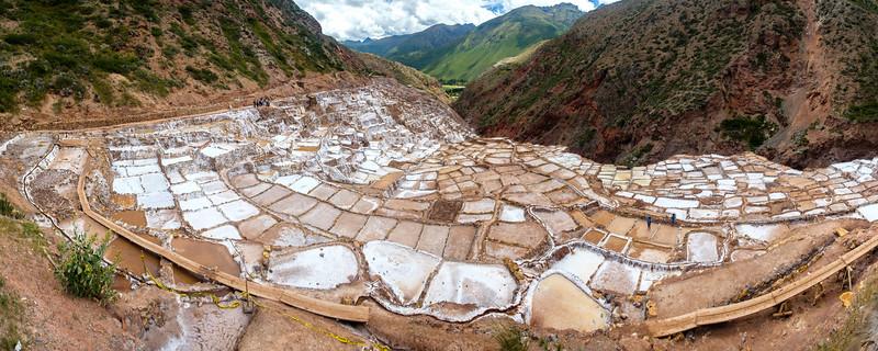 Salines de Maras, Vallée sacrée, Pérou