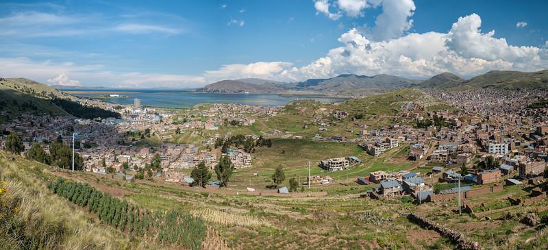 Puno, Lac Titicaca, Pérou