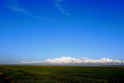 Un potentiel énorme, des montagnes incroyables... entre 6000... ici un 6800m...