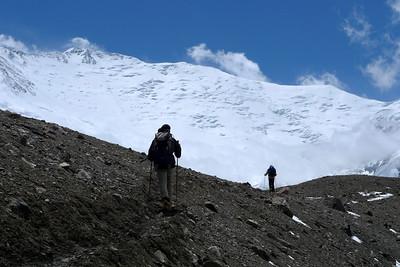 Le sommet, enfin, après 4h00 de marche...