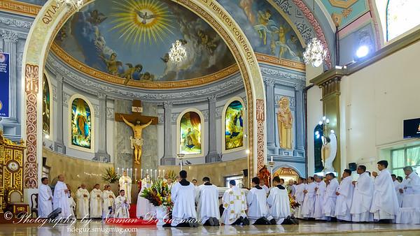Bishop Emilio Marquez 75th Birthday Celebration
