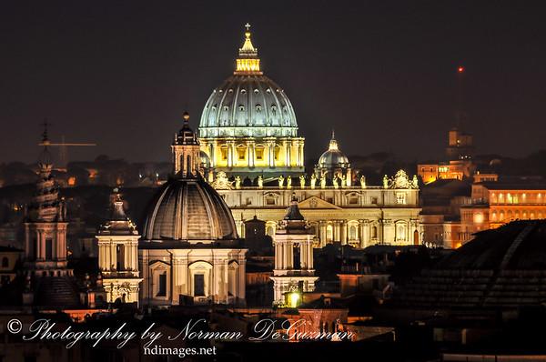Rome, Italy. Nov 16, 2009