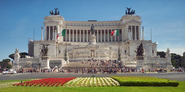 Monument à Victor - Emmanuel II, Rome, Italie