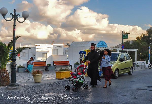 Greek Orthodox Clergyman
