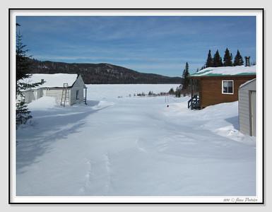 Ski de fond Charlevoix