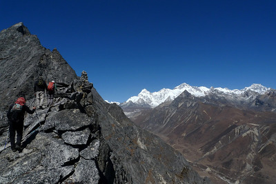 Massif du Cho Oyu