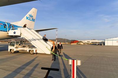Vaernes - Aéroport de Trondheim