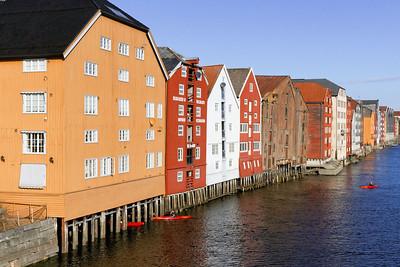 Trondheim - Les docks