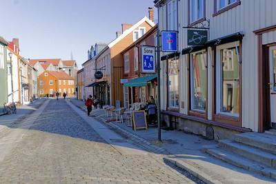 Trondheim - Nedre Bakkklandet