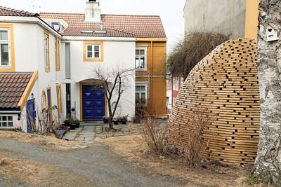 Trondheim - Maison dans Ovre Mollenberg gate