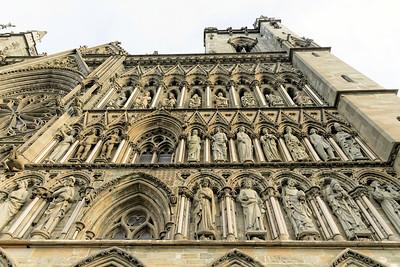 Trondheim - Cathédrale