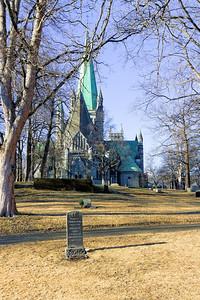 Trondheim - Cathédrale Nidaros