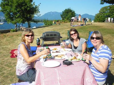 Vancouver Isabelle et Odette