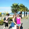 Hé oui! Les palmiers survivent à Vancouver