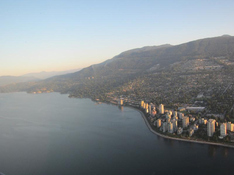 North Vancouver.