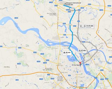Hanoi 5, 6 et 7 mars