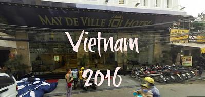 Notre voyage au Vietnam Mars 2016
