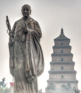 Xian, China. June 16, 2015