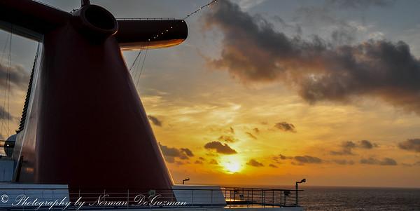 At Sea Morning