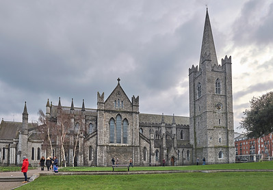 Week-end à Dublin - St Patrick's Cathedral