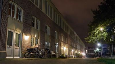 Ripperda Kazerne - Haarlem (Nederland)