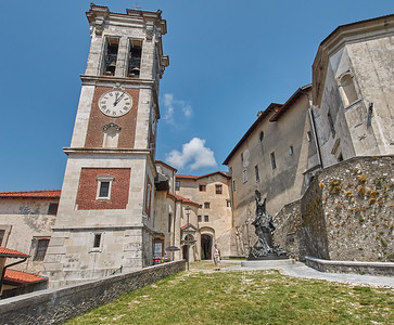Sacro Monte di Varese - Santuario