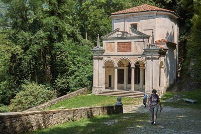 Sacro Monte di Varese - Decima capella
