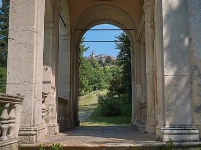 Sacro Monte di Varese - Ottava capella
