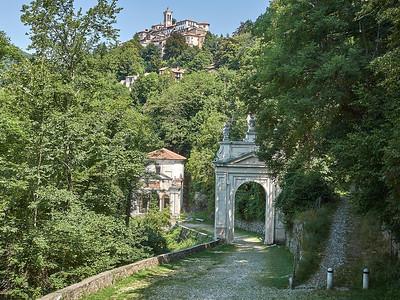 Sacro Monte di Varese -Terzo arco del rosario, Decima capella