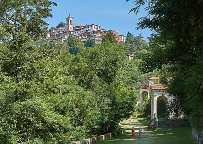 Sacro Monte di Varese - Ottava capella, nona capella