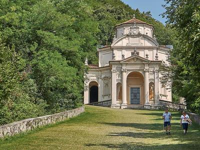Sacro Monte di Varese - Quinta capella