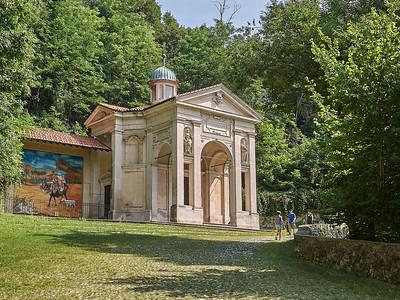 Sacro Monte di Varese - Terza capella